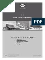 AGC-4 Installation Instructions 4189340687 UK_2014.02.10