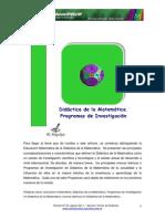 Temas de Didactica Programas 22
