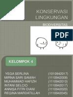 Konservasi Lingkungan Edit