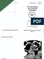 Las Bacantes de Eurípides.pdf Carmen Chuaqui