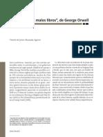George Orwell_Los Buenos Malos Libros