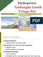 Pembangkit Listrik Tenaga Air 4
