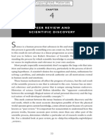 4. Peer Review and Scientific Discovery