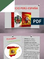 Comercio Perú España