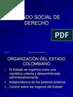 Constitucional-estado Social de Derecho