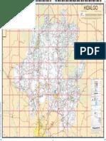 Hidalgo Mapa