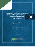 Enhancing Health Care Transition