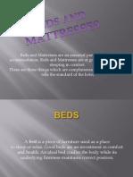 BED & Mattresses