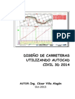 Manual Civil 3d 2014 Completo