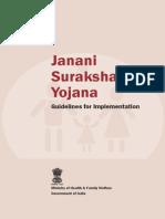 JSY Guidelines 09 06