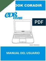 Manual Netbook CORADIR