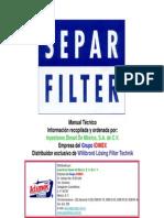 Catalogo General Separ Filtro Separador Diesel