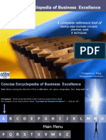 Encyclopedia of Business Excellence