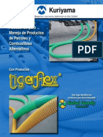 Kuriyama Tigerflex Petro-Biofuel en Espanol
