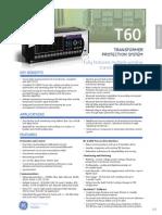 T60 Manual