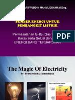 PMEL Energy Source Enviroment GHG 1