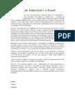 A Revolução Industrial e o Brasil