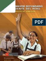 Prospecto Colegio Presidente del Perú