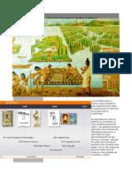 Organizacion Social y Economica de Tenochtitlan