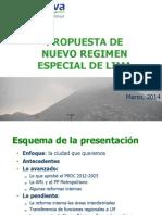 Ponencia Desayuno RELIM_2014 - Rodolfo Alva