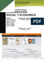 PRESENTACION Org Social y Economica Tenochtitlan