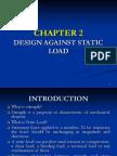 13296872 CHAPTER 2design Against Static Load