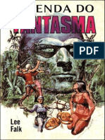 A Lenda Do Fantasma - Lee Falk