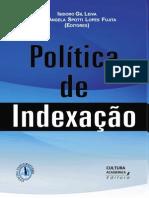 Politica de Indexacao eBook
