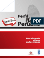 Perfil del Elector Peruano