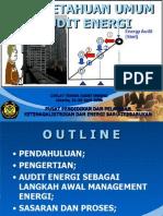 Audit Energi 1
