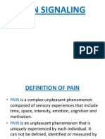 Pain Presentation