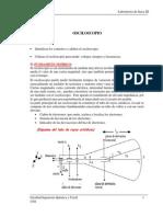 Fisica III - Osciloscopio