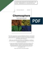 116 Chemosphere 13
