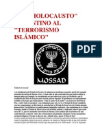 133870305 Del Holocausto Argentino Al Terrorismo Islamico Por Noberto Ceresole