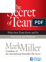Secret of Teams Field Guide
