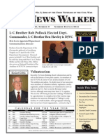 Lincoln-Cushing Camp, No.2, SUVCW Summer 2014 Newsletter