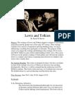 Lewis and Tolkien Syllabus