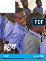 UNICEF Annual Report 2008