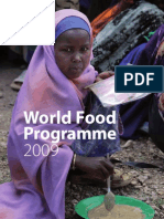 World Food Program - 2009 Report