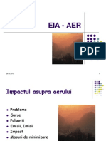 Evaluarea Impactului asupra Apelor