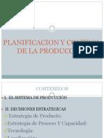 Sistemas de Produccion y Productividad