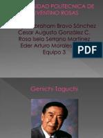 3 Genichi Taguchi