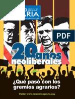 LA REVISTA AGRARIA Nº 161 (ABRIL 2014)