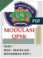 MODULASI-QPSK