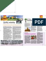 Bijou Siglo XXI featured on Khaleej Times