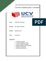 Corrección informe pavimentos