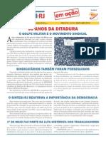 Jornal Sintesi Março Abril 2014