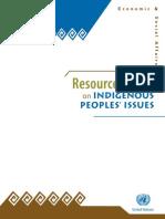 Resource Kit Indigenous 2008