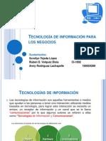 Tecnología de Informacion [Autoguardado]