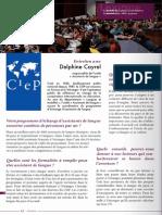 Entretien Assistants de Langue Lcf Avril 2014